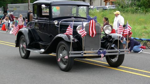Corbett's Fourth of July