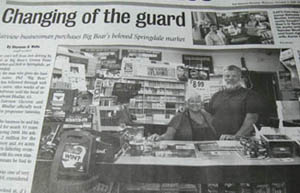 Big Bear's Market