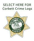 Corbett Crime Logs